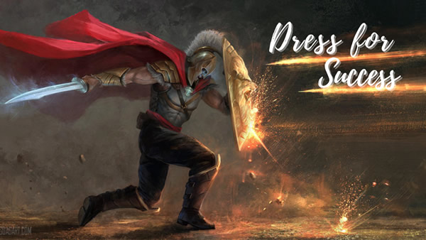 """Featured image for """"""""Dress for Success 6 – Breastplate of Righteousness"""" – March 28th 2021 1st Service"""""""
